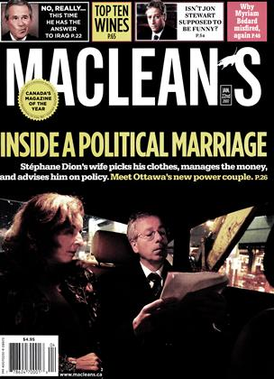 JAN. 22nd 2007 | Maclean's