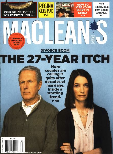 Issue: - JAN. 29th 2007 | Maclean's