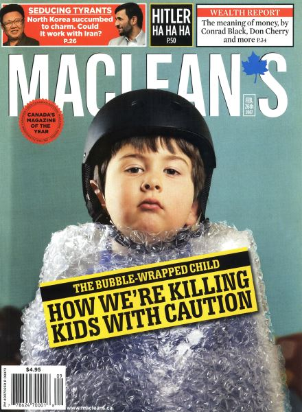 Issue: - FEB. 26th 2007 | Maclean's