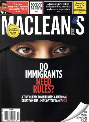 Cover for the March 5 2007 issue