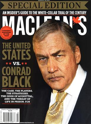 Cover for the March 12 2007 issue