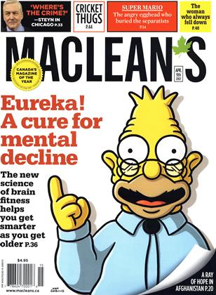 APR. 9th 2007 | Maclean's