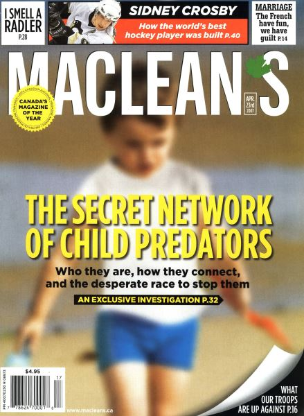 Issue: - APR. 23rd 2007 | Maclean's