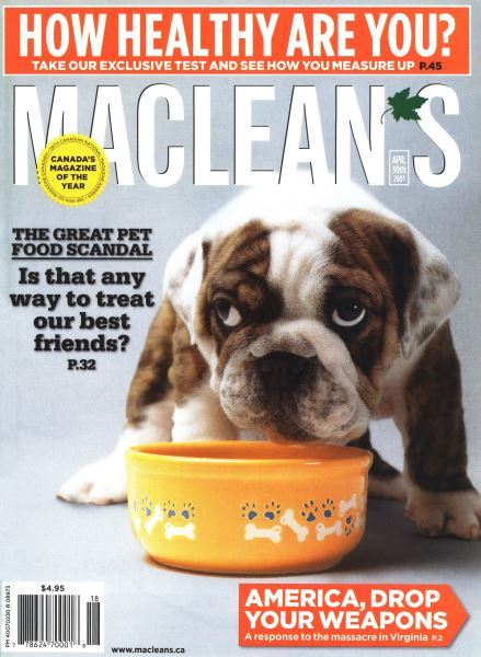 Issue: - APR. 30th 2007 | Maclean's