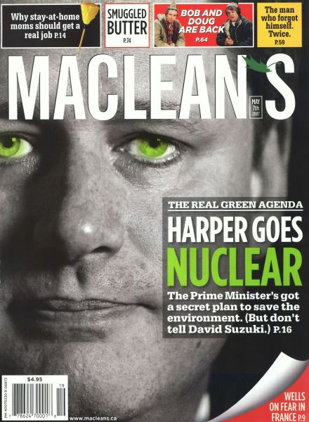 Issue: - MAY 7th 2007 | Maclean's