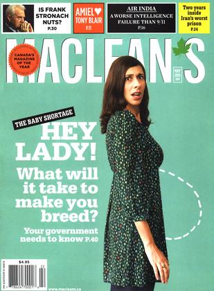 Cover for the May 28 2007 issue