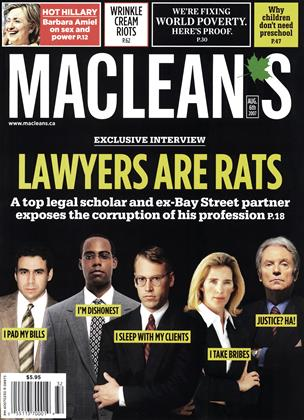 AUG. 6th 2007 | Maclean's