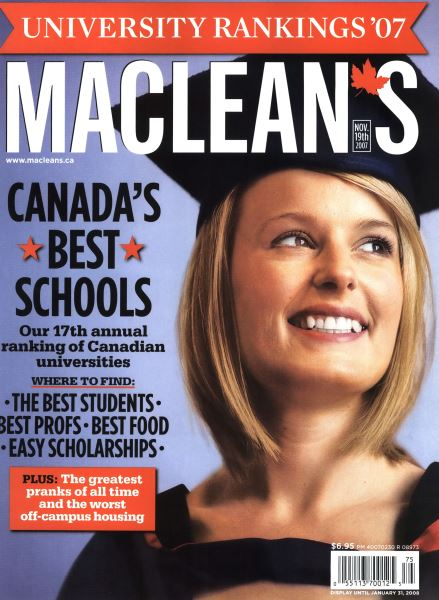Issue: - NOV. 19th 2007 | Maclean's