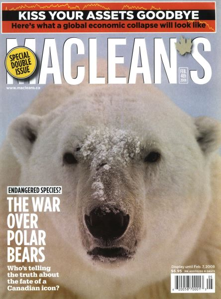 Issue: - FEB. 4th 2008 | Maclean's