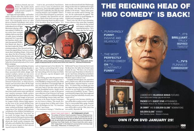 Advertisement, Page: 87 - FEB. 4th 2008   Maclean's