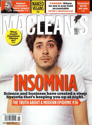 Cover for the March 17 2008 issue