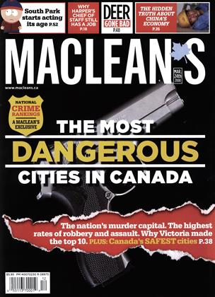 MAR. 24th 2008 | Maclean's