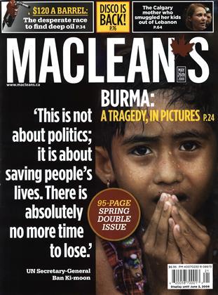 MAY 26th 2008 | Maclean's