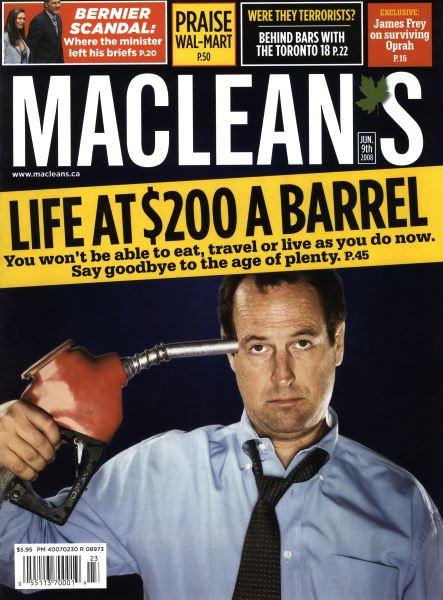 Issue: - JUN. 9th 2008 | Maclean's