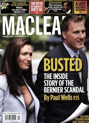 June 16, 2008 | Maclean's