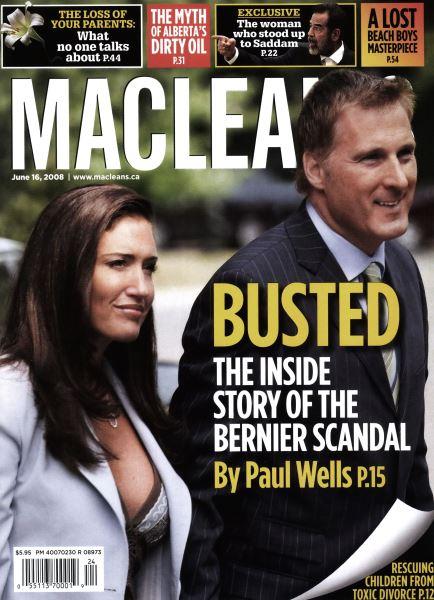 Issue: - June 2008 | Maclean's