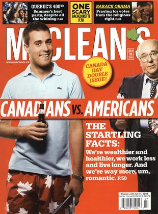 Cover for the July 7 2008 issue