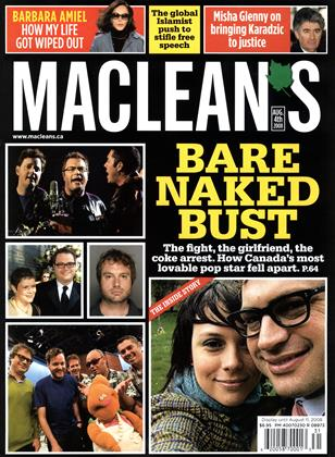 AUG. 4th 2008 | Maclean's