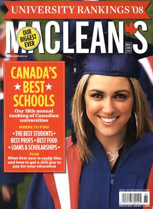 NOV. 24th 2008 | Maclean's