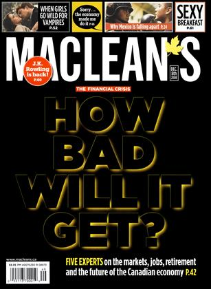 DEC. 8th 2008 | Maclean's