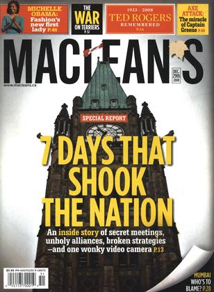 DEC. 29th 2008 | Maclean's