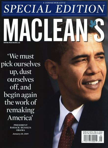 Issue: - FEB. 2nd 2009 | Maclean's