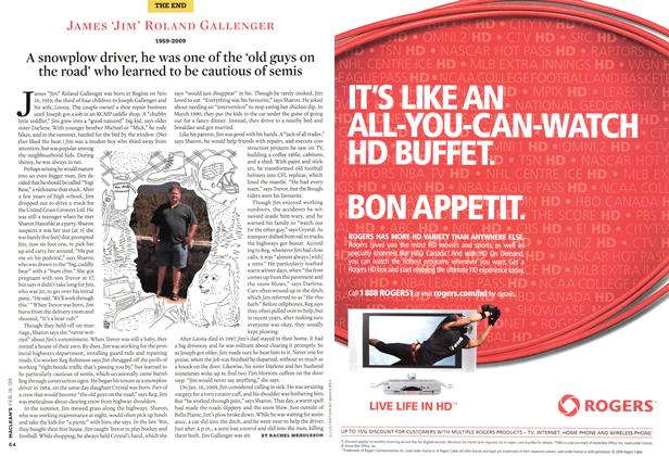 Advertisement, Page: 65 - FEB. 16th 2009   Maclean's