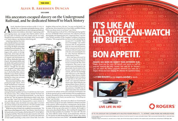 Advertisement, Page: 57 - MAR. 2nd 2009   Maclean's