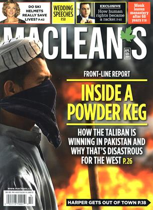 Cover for the April 6 2009 issue