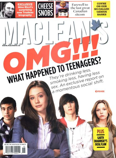 Issue: - April 2009 | Maclean's