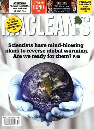 Cover for the April 27 2009 issue
