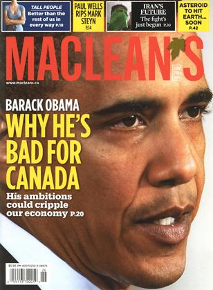 JUNE 29th 2009 | Maclean's