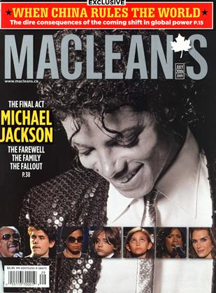 JULY 20th 2009 | Maclean's