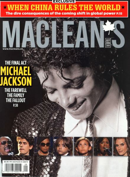 Issue: - JULY 20th 2009 | Maclean's