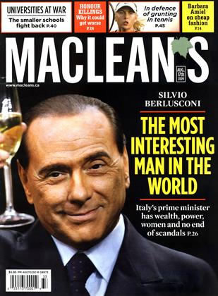 AUG. 17th 2009 | Maclean's