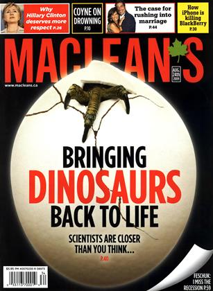 AUG. 24th 2009 | Maclean's