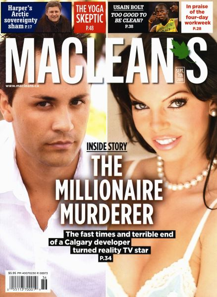 Issue: - SEPT. 7th 2009 | Maclean's
