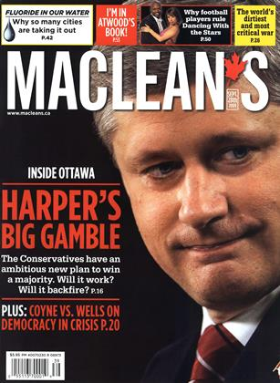 SEPT. 28th 2009 | Maclean's