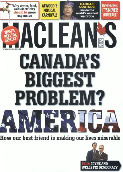 Issue: - OCT. 12th 2009 | Maclean's