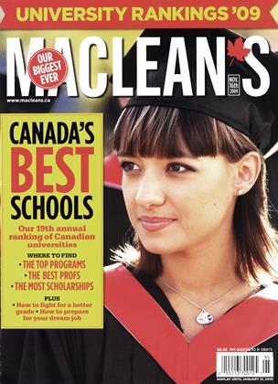 NOV. 16th 2009 | Maclean's