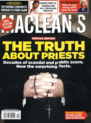 Cover for the December 7 2009 issue