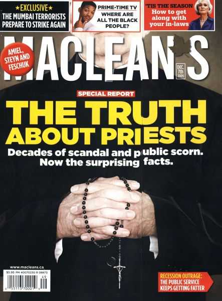 Issue: - DEC. 7th 2009 | Maclean's