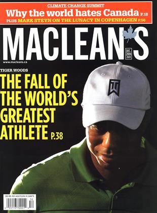 Cover for the December 28 2009 issue