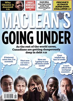 FEB. 8th 2010 | Maclean's