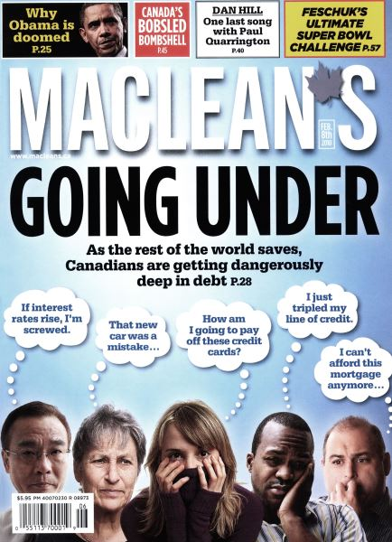 Issue: - FEB. 8th 2010 | Maclean's