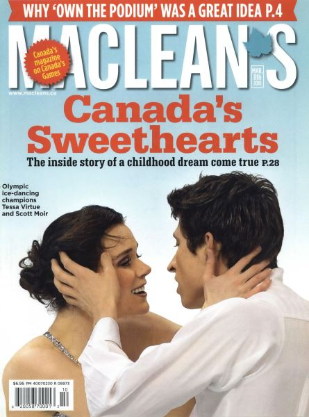 Issue: - MAR. 8th 2010 | Maclean's