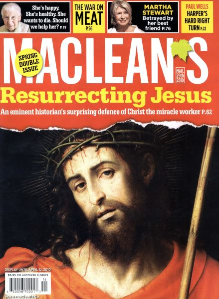 Issue: - MAR. 29th 2010 | Maclean's