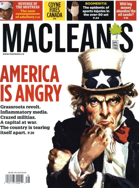 Issue: - APR. 19th 2010 | Maclean's