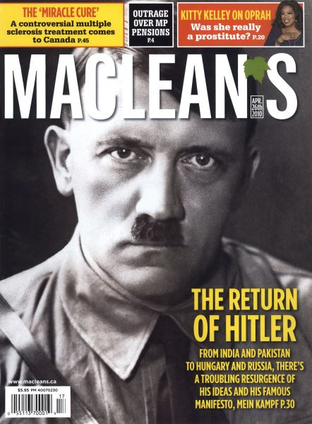 Issue: - APR. 26th 2010 | Maclean's