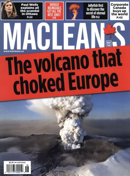 Issue: - MAY 3rd 2010 | Maclean's